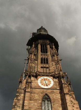 Clocher de Freiburg